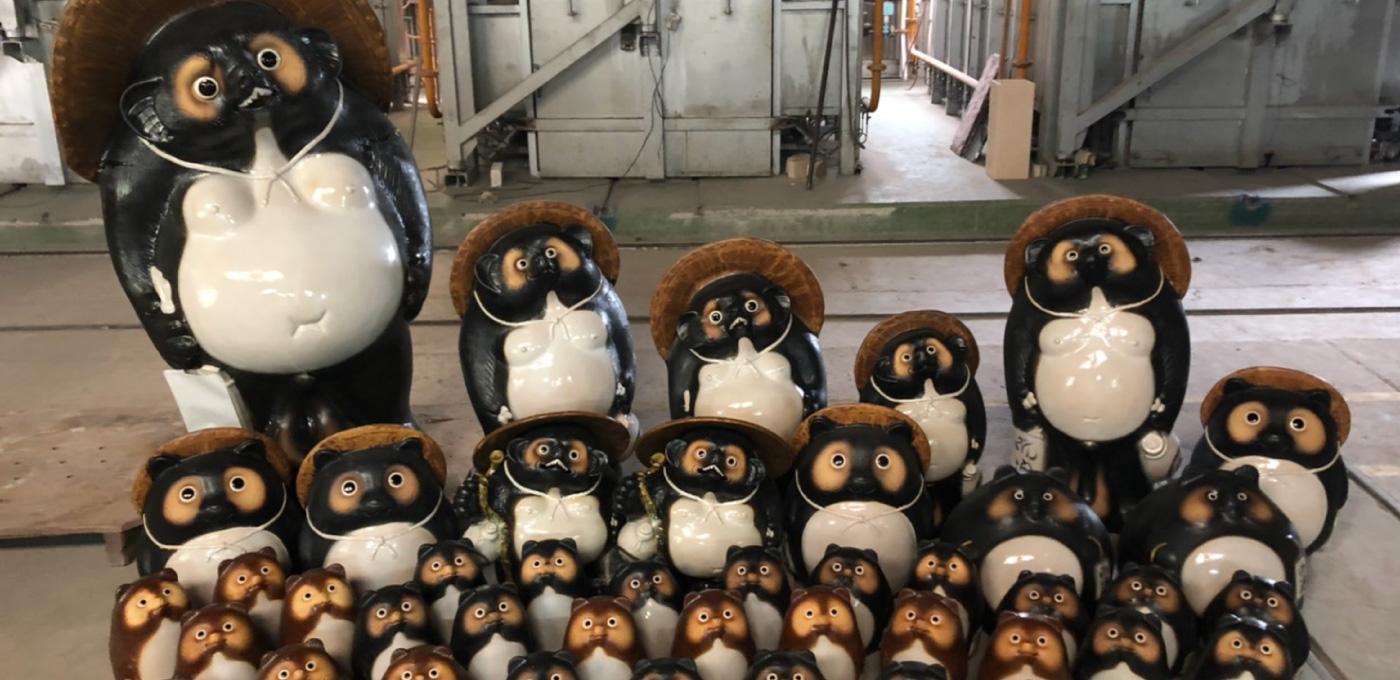 陶器屋 信楽焼製品の製造・販売 大物陶器を中心に事業を展開03